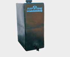 20L Rectangular Water Storage Tanks