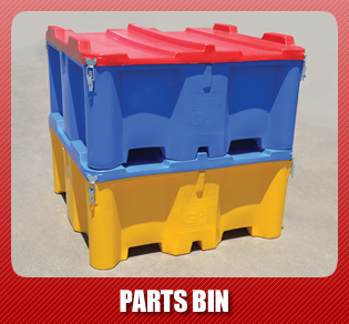 Latest Product - Parts Bin