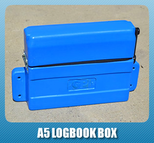 Latest Product - A5 Log Book Box