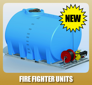 Latest Product - Fire Fighter Units